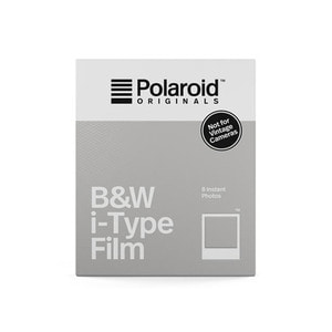 Polaroid originalsI-type 흑백필름
